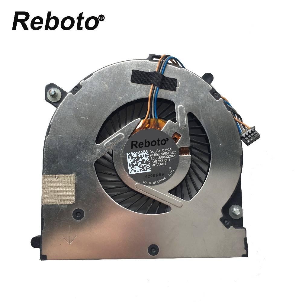 6033B0033202 HP Elitebook 840 G1 G2//745 G2 CPU Fan 730792-001