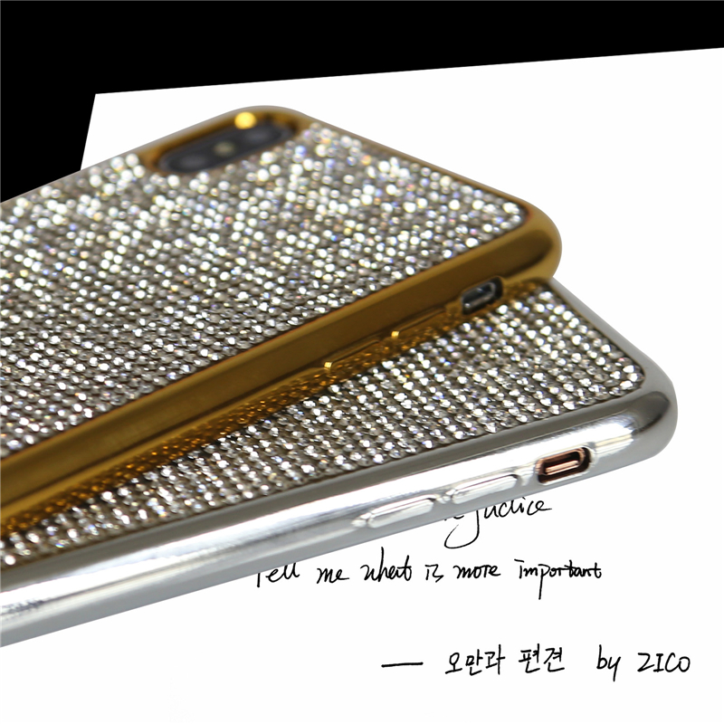 Hardware - Diamond Plating Case for iPhone