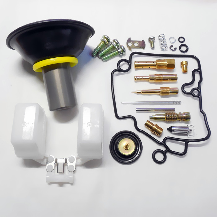 18MM piston kit carburetor repair kits Moped Scooter GY6 50-80CC ATV Karting and scooters (most fully configured)free shipping