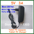 5V 3A Micro USB Charger Power Supply for Tablet PC V975m V975s V973 X98 Air 3G  X98 pro Hi10 For HP  For Microsoft Surface 3