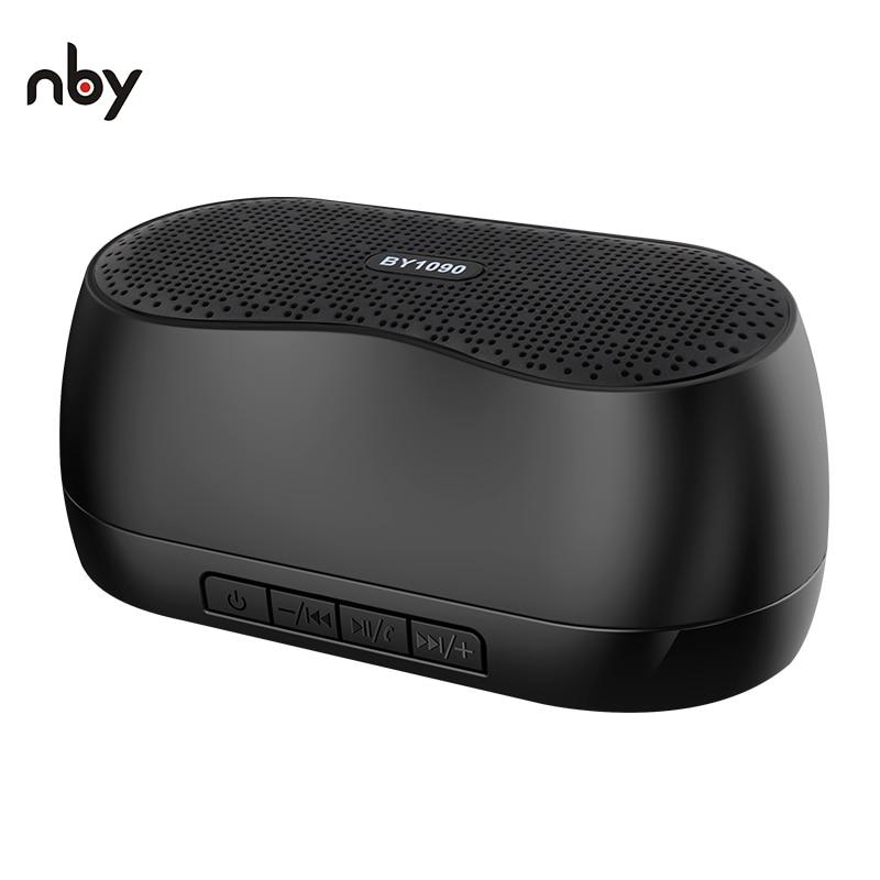 Nby Mini Bluetooth Speaker Portable Wireless Speaker Sound