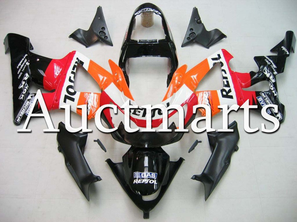 For Honda CBR 929 RR 2000 2001 CBR900RR ABS Plastic motorcycle Fairing Kit Bodywork CBR 929RR 00 01 CBR 900 RR CB03