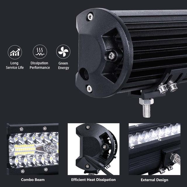 LED Bar 4 – 23 inch LED Light Bar for Offroad