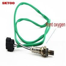 SKTOO 2PCS For 02-04 Mazda M6 oxygen sensor front oxygen L813-18-861 rear oxygen L813-18-862 цена 2017