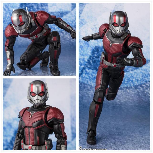 Endgame Regalo Juguetes Muñeca Anime De Acción Modelo Pvc Avengers Wasp Ant Man Coleccionable Superhéroe Figura rhstQdC