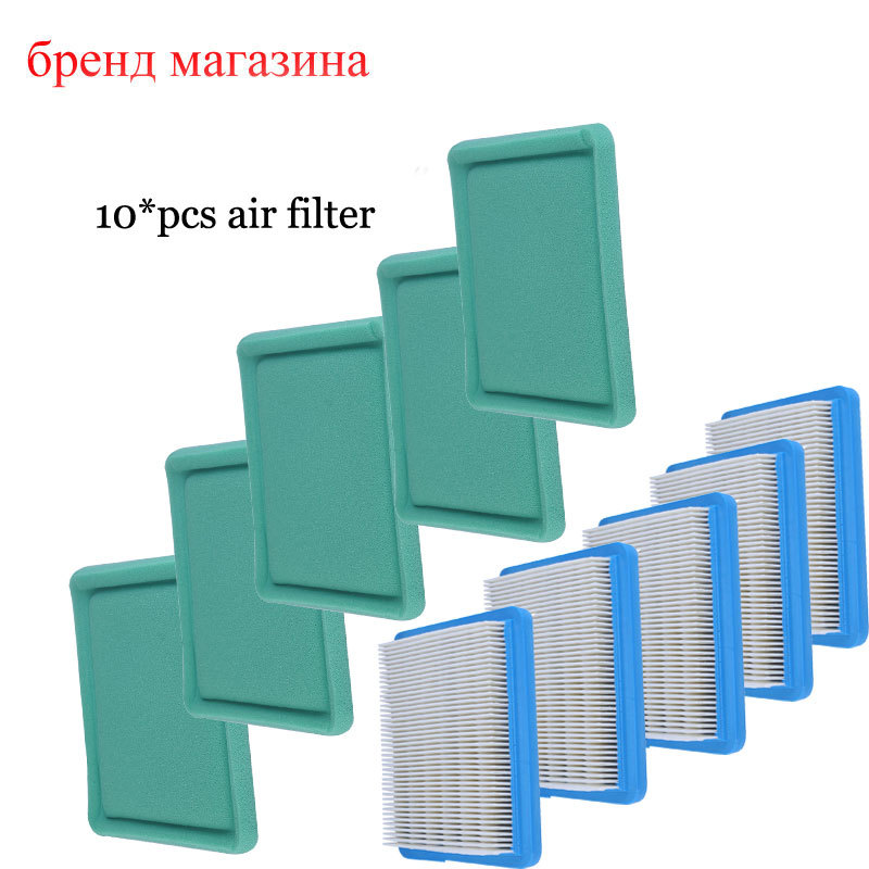 5Sets Air Pre Filter Cleaner for Briggs Stratton 491588 491588S 399959 5043 Pre 493537 Craftsman