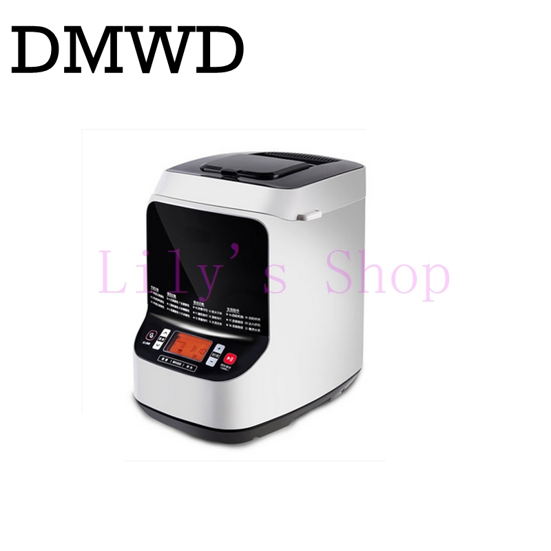 500W 220V Toaster household automatic smart Bread Toast Machine large capacity multifunction Breakfast yogurt machine EU US plug cukyi 2 slices bread toaster household automatic toaster breakfast spit driver breakfast machine