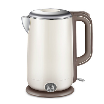 NEW Electric kettle household automatic power cut insulation 304 stainless steel