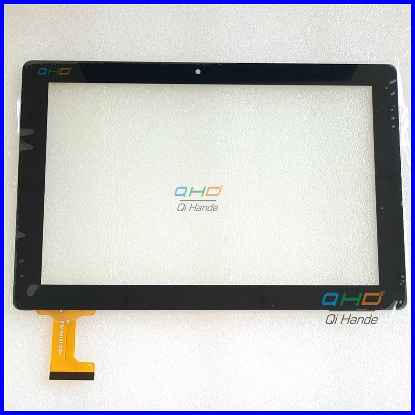 New For 10.1 Inch HXD-10126-V6.0 Tablet PC Digitizer Touch Screen Panel Replacement Part Free Shipping