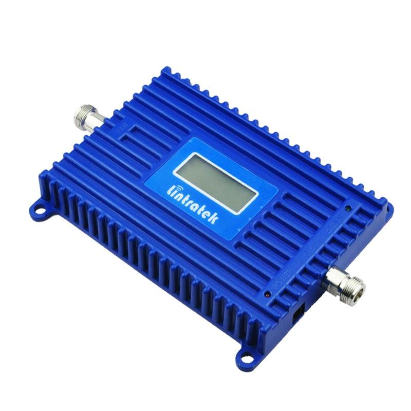 Lintratek LCD Display 4G LTE 1800 Mhz Band3 Penguat Sinyal Ponsel 2G - Aksesori dan suku cadang ponsel - Foto 3