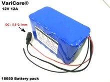 12 V 18650 Lithium-ion Battery Pack 12Ah Protection plate 12.6V 12000mAh Hunting lamp xenon Fishing Lamp USE