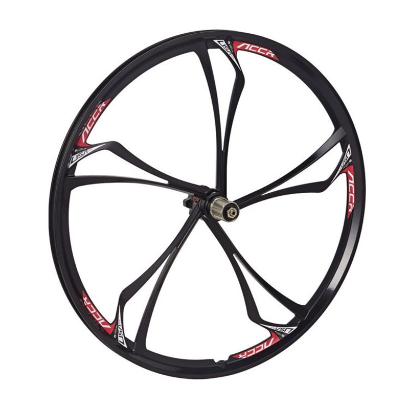 MAGNESIUM ALLOY WHEELS REAR MTB MOUNTAIN BIKE WITH CASSETTE NEW 26 INCH