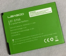 LEAGOO M9 BT-5705 Battery original 3000mAh replacement Backup for Pro Smartphone In Stock