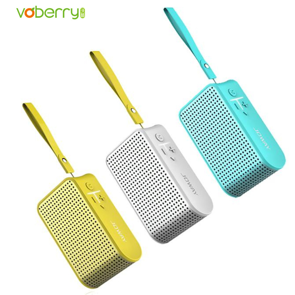 VOBERRY BM020 Portable Wireless Bluetooth 4.0 Hands-Free Speaker With <font><b>600mAh</b></font> Aux-in TF Card Outdoor Mini Speakers