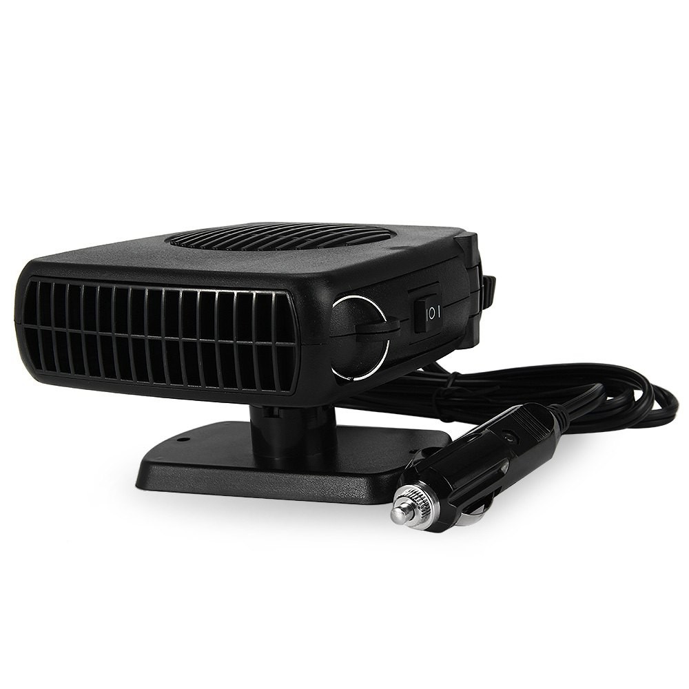 цены TOYL Portable Auto Car Heater Heating Defroster 12V 150W Electric Fan Heater Heating Windshield Defroster demister