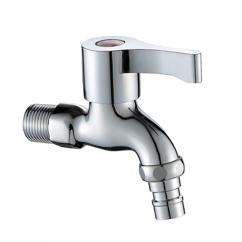 Brass Garden Sink Tap Outdoor Garden Faucet Tap Bathroom Kitchen Tap Bibcock Laundary Washing Machine Faucet