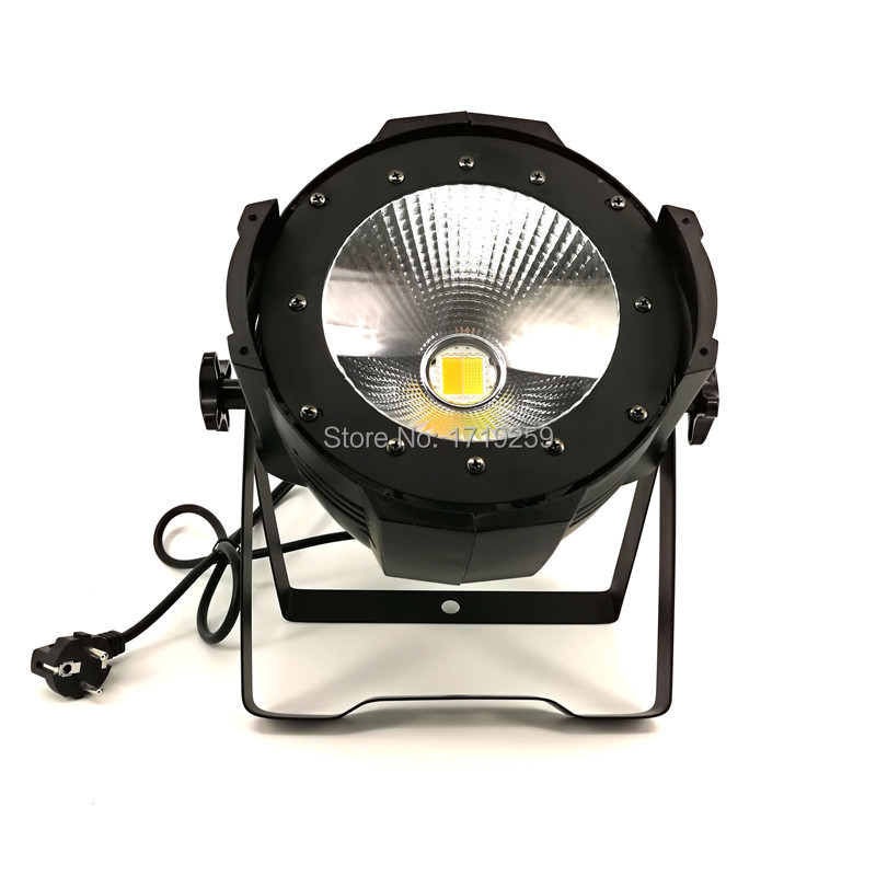 6 pcs/lot High Quality COB LED Par Light White + Warm white 100w cob LED Par Can light for disco stage bar club бур dexter sds plus 10х600 мм