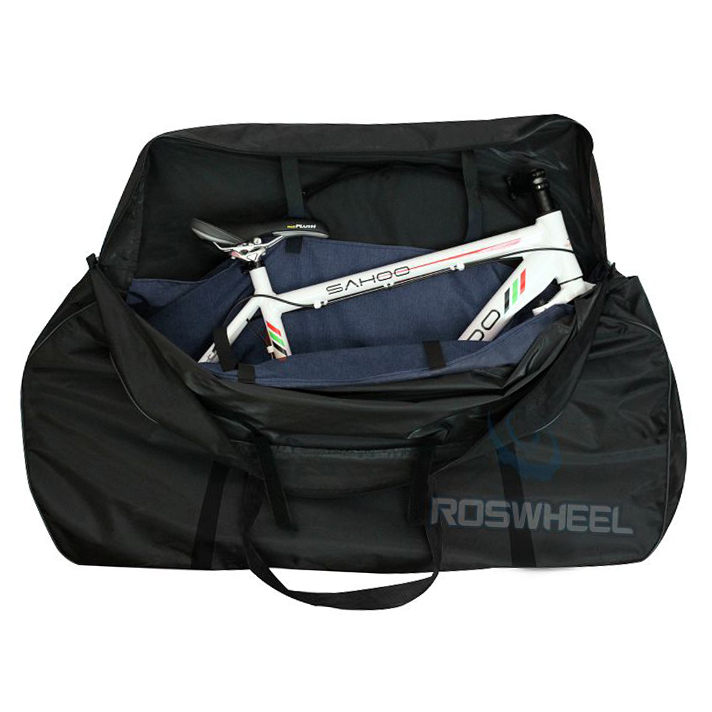 ROSWHEEL Waterproof Bicycle Bag Bike Storage Bag Rear Seat Pouch Quakeproof Cycling Saddle Seatpost Tail Pouch Bolsa Bicicleta rockbros mtb road bike bag high capacity waterproof bicycle bag cycling rear seat saddle bag bike accessories bolsa bicicleta