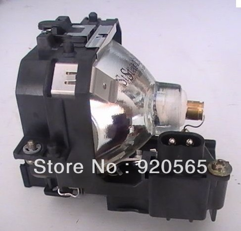 ФОТО Brand New Replacement  projector lamp with housing ELPLP21 For EMP-53/EMP-73/EMP-53+/EMP-73+projector