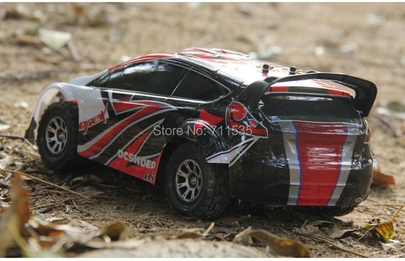 ต้นฉบับ Wltoys A949 RC รถ 1:18 1/18 Scale 2.4Gh 4CH RTR 4WD Rally 50 กม./ชม. เด็ก RC Dirt Bike ของเล่น-ใน รถ RC จาก ของเล่นและงานอดิเรก บน   2