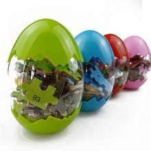 все цены на 3D Wooden Baby Puzzle  Animal Dinosaur Eggs Jigsaw Educational Toys for Children Preschool Children Kids Puzzle 3d Toy онлайн