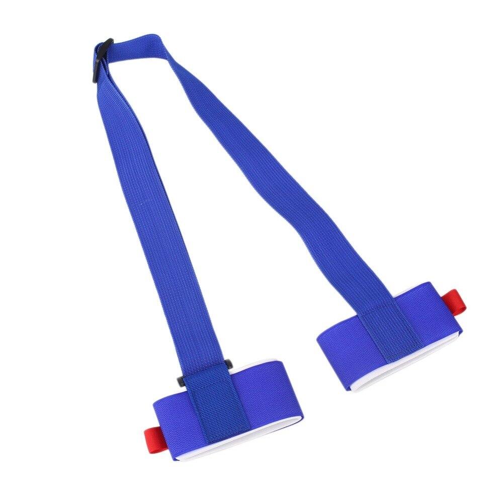 Relefree Adjustable Ski Snowboard Easy Backpack Belt Strap Ski Pole Shoulder Hand Carrier Lash Handle Skiing Dual Board BagStrap