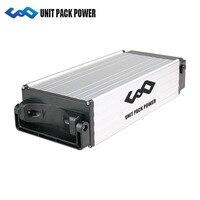 60 V 2200 W 2000 W 1800 W 1500 W 1200 W Дополнительная задняя стойка батареи 60 V 24,5 Ah электрическая велосипедная стойка батареи с ячейками LG