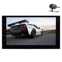 7 Android 7 1 Octa Core Double 2 Din Car Radio Stereo Support Bluetooth 1080P Mirrorlink