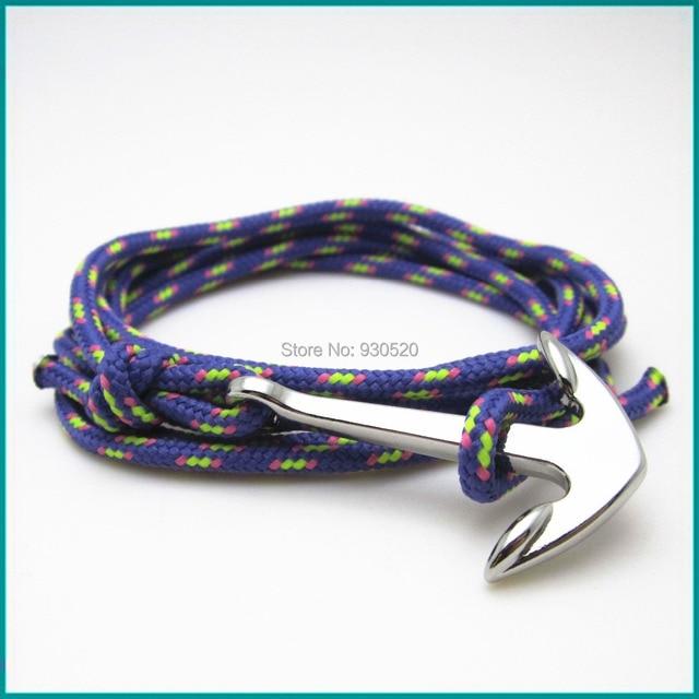 Whole Anchor Sailor Bracelet Meaning