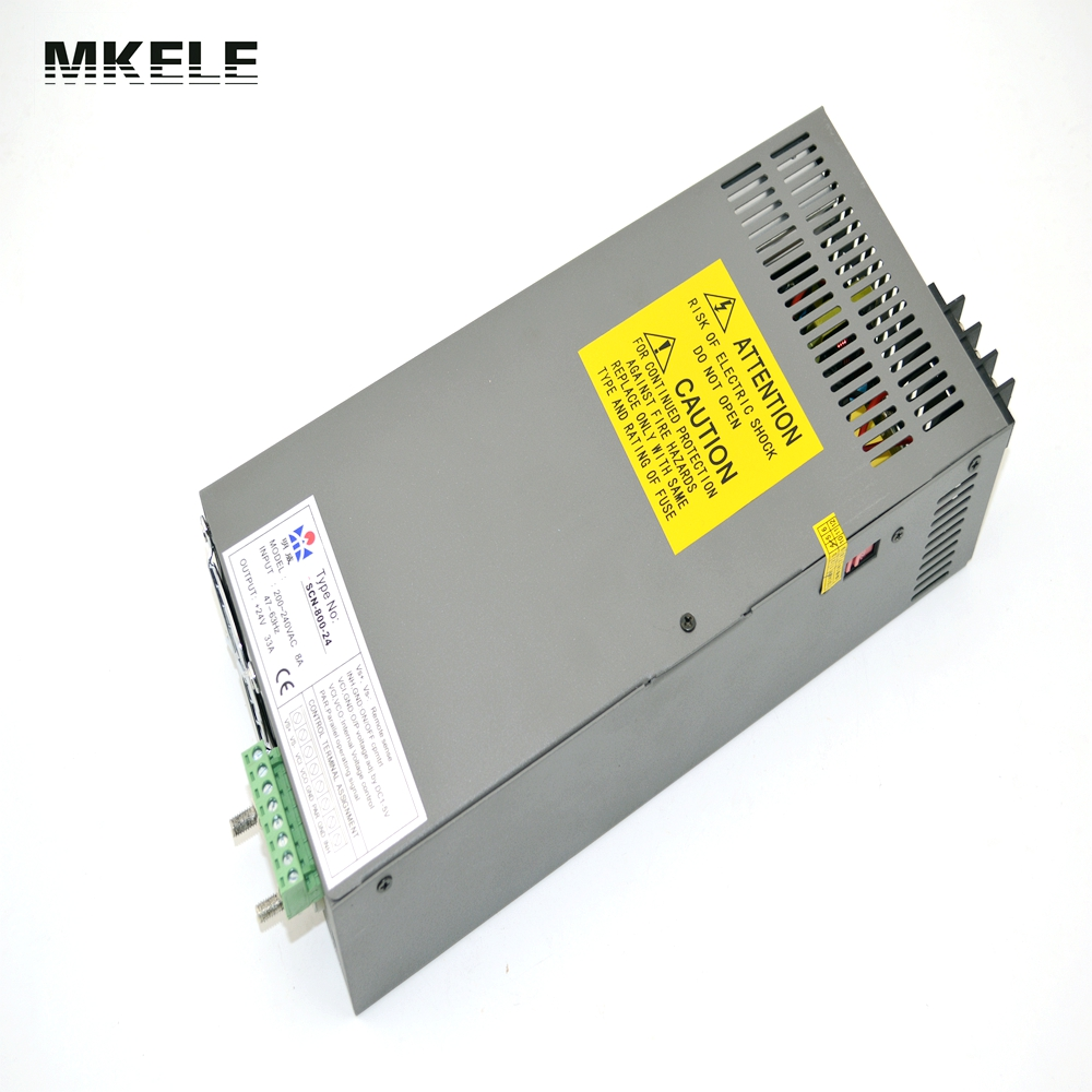 (SCN-800-24) single output 800w 24v dc switched power supply parallerl function power supply 800w limit switches scn 1633sc
