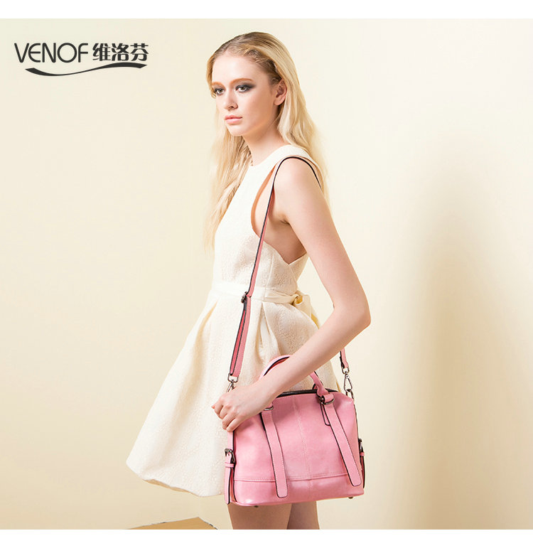 VENOF Luxury Handbags Women Bag Designer fashion Handbag Style satchels Bag Split Leather large capacity shoulder Bags for women luxury handbags for women bags designer chinese style embroidery handbag shoulder classic fashion casual messenger bag portable