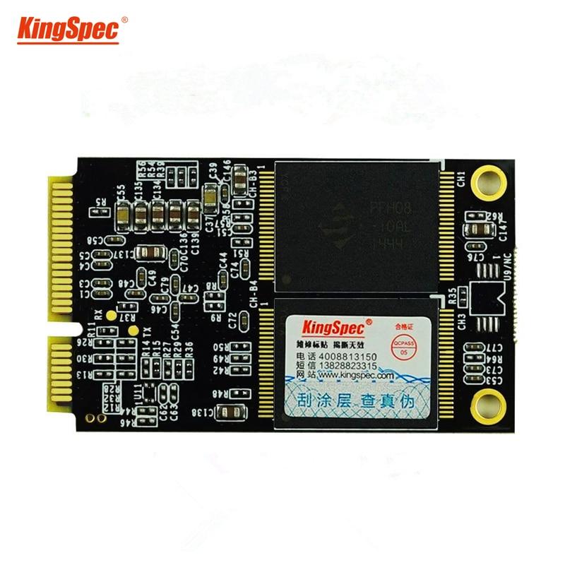 Kingspec Internal SATAIII MSATA  SSD 256gb 128gb 64gb 32gb 16gb MLC Flash HD Hard Drive Disk High Compatible For Laptop/Notebook