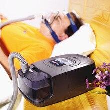 XGREEO GI Auto CPAP Machine për Gërhitësin e Fjetjes dhe Terapinë e Apnea Elektrike Elektrike për Kujdesin e Brendshëm me Humidifikues Maska e hundës