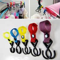 Haute qualité bébé poussette crochet landau poussette cintre crochets suspendus couleur aléatoire confort poussette accessoires
