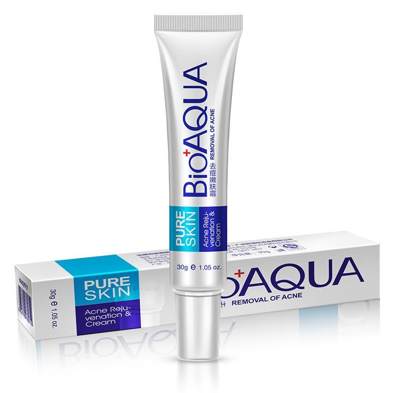 30g Acne Treatment Blackhead Remova Anti Acne Cream Oil Control Shrink Pores Acne Scar Remove Face Care Whitening