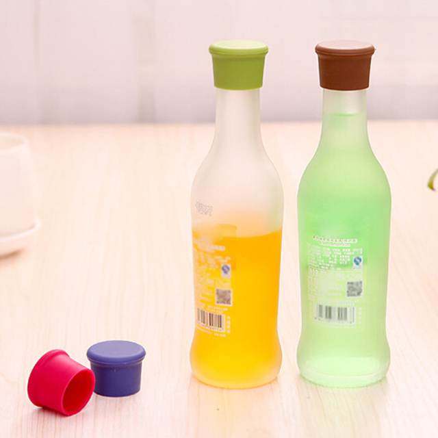 Food Grade Silicone Bottle Stopper