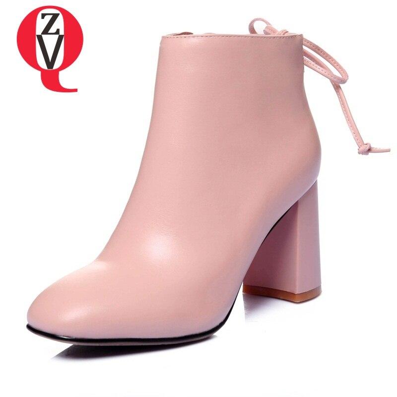 ZVQ botines para mujer nudo de mariposa, transpirable, suave, sudor, - Zapatos de mujer
