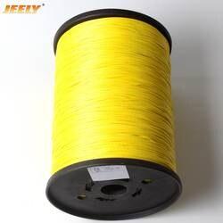 JEELY 500 м 1 мм 8 ткет плетеные буксировочный лебедки Spectra трос лебедки 280lbs