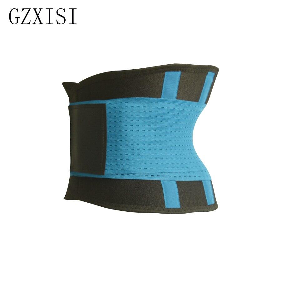 New waist belly shaper belt waist Support weight loss lumbar protector waist heating belt burn fat belly stretch waistband