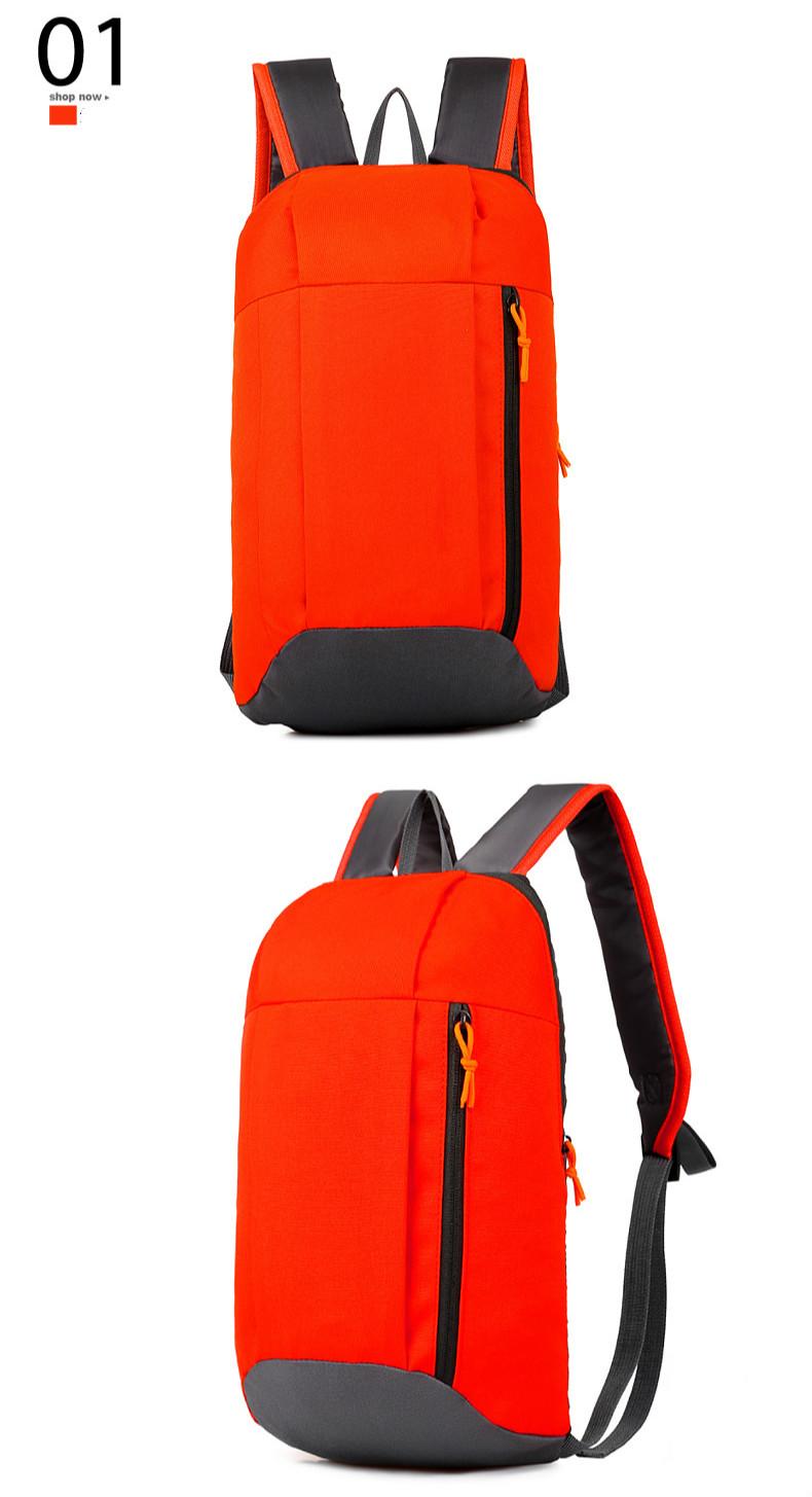 Waterproof S ports Backpack Out Door Luggage Shoulder Women Men School Bags Bagpack Mini Small Teenage Travel Rucksack 8