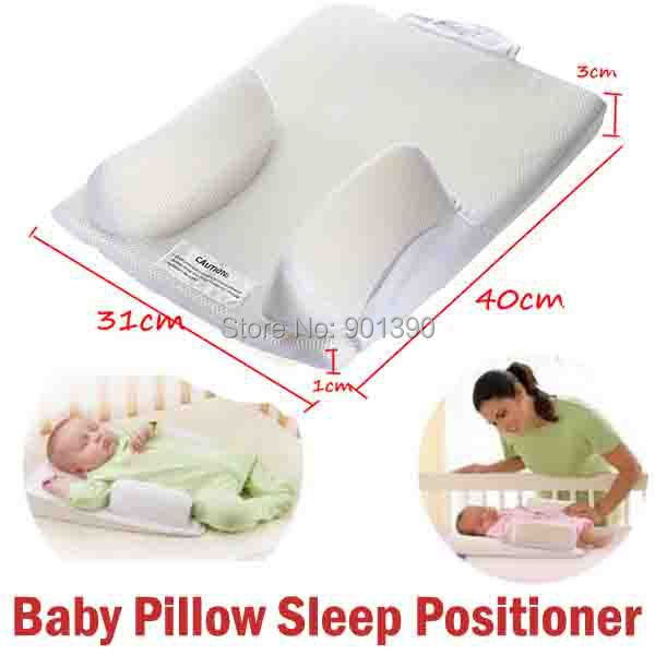 Cute Baby Soft Newborn Pillow Prevent Flat Head Pillows