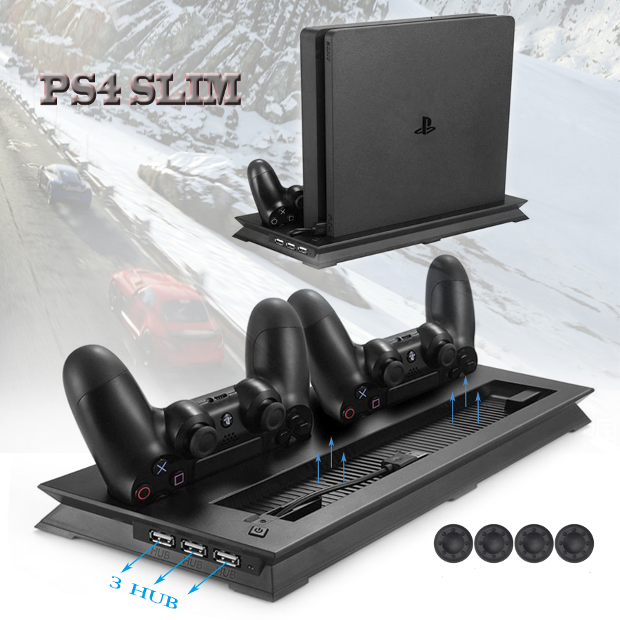 ps4-slim-vertical-stand-cooling-fan-cooler-dual-usb-charger-charging-dock-with-3-extra-hub-for-font-b-playstation-b-font-4-ps4-slim-4-caps