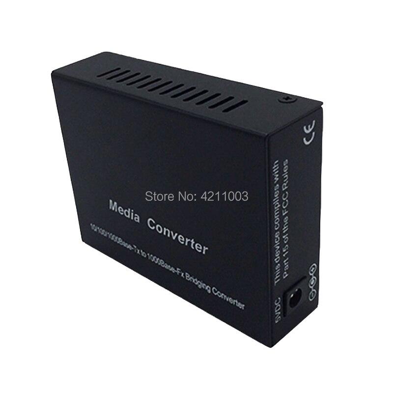 rj45 port 1000base Media Converter  (4)