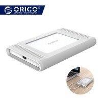 ORICO 2,5 inch 1 ТБ USB3.1 Gen2 TYPE C 10 Гбит/с внешний жесткий диск ноутбука HDD Desktop мобильный жесткий диск Открытый серебро