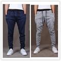 Men Joggers s Joggings Trousers Slim Skinny Track Pants Harem Trousers Casual Hip-Hop Pants pantalon homme HO853814