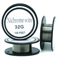 Nichrome wire 36 Gauge  100FT 0.1mm Cantal Resistance Resistor AWG