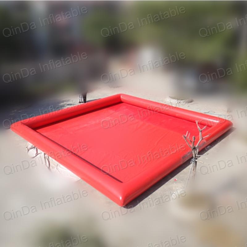 inflatable pool(9)