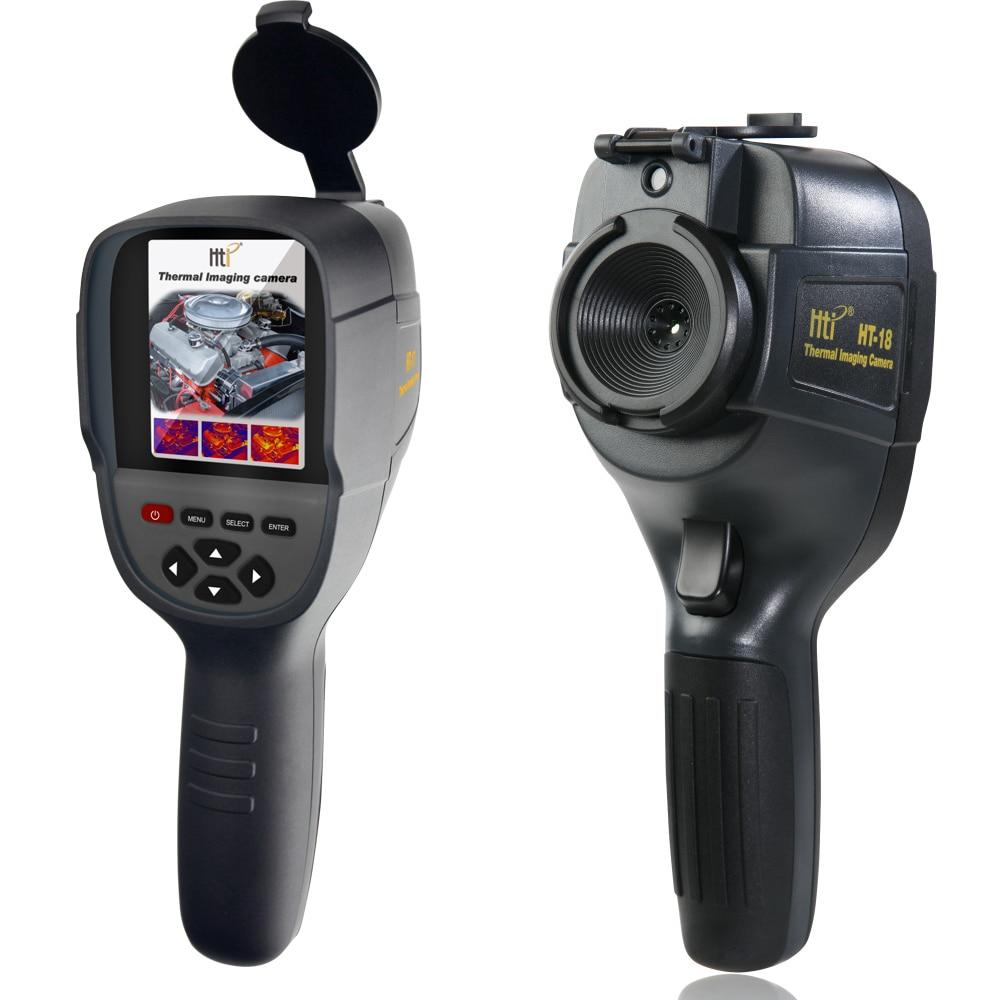 HT-18 telecamera Termica temperatura A Infrarossi IR thermal imager imaging fotocamera Digitale tester per tubo di Acqua ad alta risoluzione