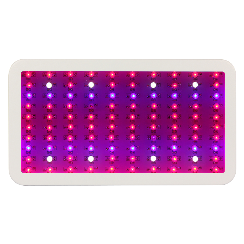 1pcs 10Bands 300W Led grow lights Full Spectrum High Yield LED Grow Light For Indoor Plants Indoor grow tent grow box