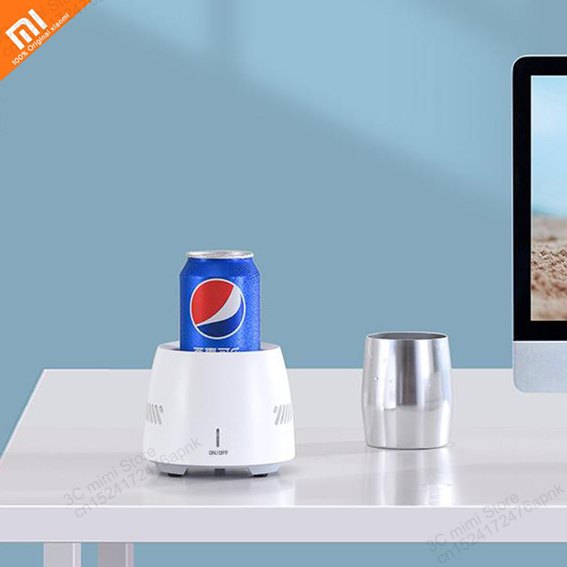 XIAOMI mijia Quick cooling cup small instant cooling and cooling cup home office cold drink machine